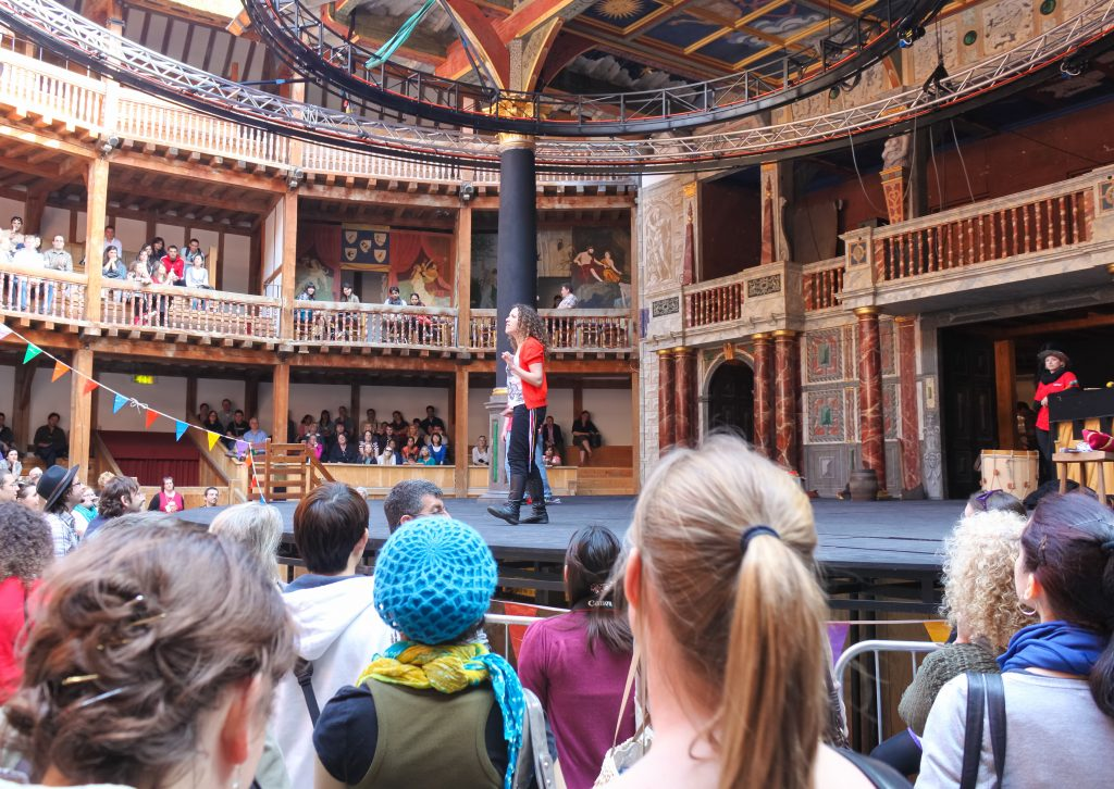 study Shakespeare
