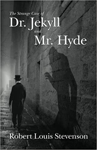 Jekyll and Hyde book cover